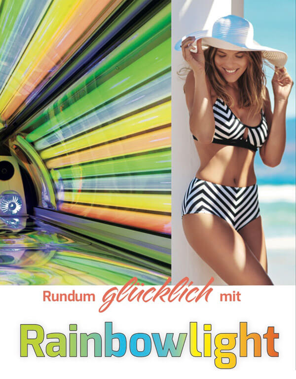 Rainbowlight - Solarium in Warburg